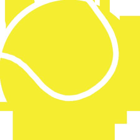 Unshaded tennis ball image